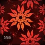 Flowers - seamless pattern — Stock Vector #18883905