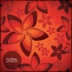 Flowers - seamless pattern — Stock Vector #18883957