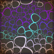 Stok Vektör: Abstract decorative pattern background