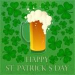 Happy St.Patrick s Day. — Stock Vector #38794253