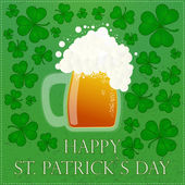 Happy St.Patrick s Day. — Vetorial Stock