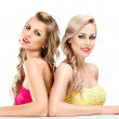 Two young women — Stock Photo #22183385