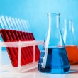 Laboratory glassware — Stock Photo #25353713