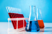 Laboratory glassware — Foto de Stock