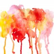 Abstract watercolor paint background — Stock Photo #33180879