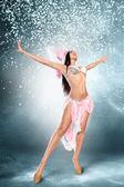 Mooie danseres — Stockfoto