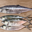 Fresh raw fish — Stock Photo #48224063