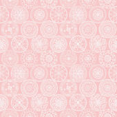 Doilies background. — Vettoriale Stock