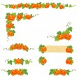 Halloween pumpkin decoration — Stock Photo #6695664