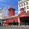 Cabaret the Moulin Rouge in Paris. — Stock Photo #31538611