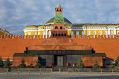Mausoleum on Red Square, Moscow, Russia. — Stock Photo