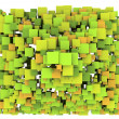 Abstract Cubes Background design element — Stock Photo #34002841