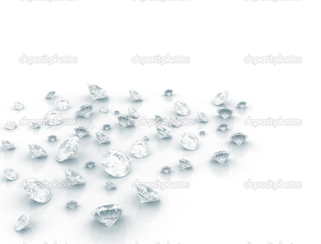 white diamond background - photo #24