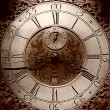 Stockfoto: Old clock