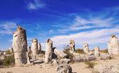 Stein landschaft — Stockfoto