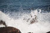 Mar ondulado — Foto Stock