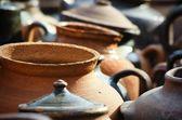 Naczynia gliniane — Zdjęcie stockowe