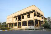 Edificio de la construcción. — Foto de Stock