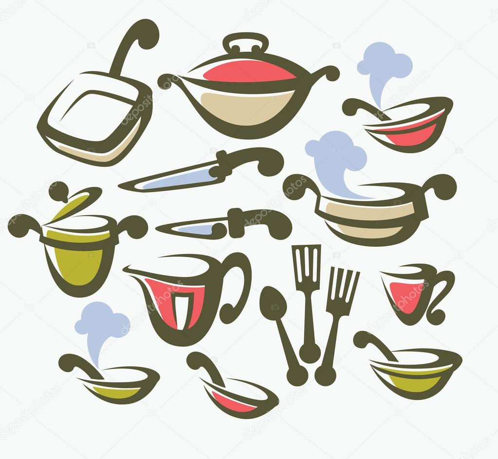 Kitchen Equipment Cartoon ~ Pin symbolism of food in hindu bengali wedding ranges from
