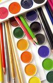 Vernice di colore — Foto Stock