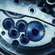 Close up view of gears from old mechanism — Stock Photo #14307285