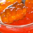 Red caviar — Stock Photo #14308563