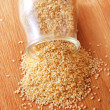 Sesame seeds — Stockfoto