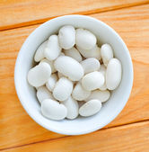 White bean — Stock Photo