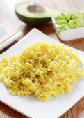 Rice — Stock Photo