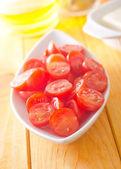 Tomato cherri — Stock Photo