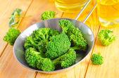 Brócolis — Fotografia Stock