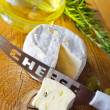 Camembert - Stock Photo
