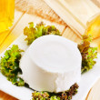 Ricotta - Stock Photo