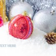 cristmas decoration — Stock Photo