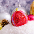 Cristmas decoration — Stockfoto