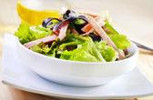 čerstvý salát — Stock fotografie