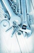 Endüstriyel dişli makina — Stok fotoğraf