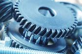 Mechanical ratchets — Stock Photo