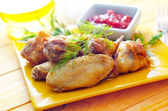 Chicken — Stock Photo