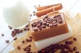 Coffee soap — Stock Photo