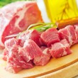 Raw meat — Stock Photo #15434469
