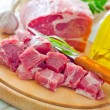 Raw meat — Stock Photo #15434475