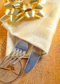 刀和叉 — 图库照片