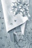 Knife and fork — Foto de Stock