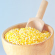 Corn groats — Stock Photo #16972371