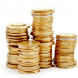 The coins — Stock Photo #17881109