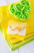 Aroma soap — Stock Photo