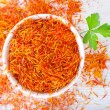 Saffron — Stock Photo #18543627