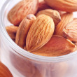Stock Photo: Almond