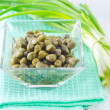 Stock Photo: Capers